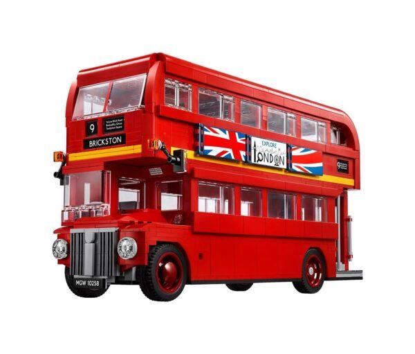 Lego Creator Expert - London Bus - 10258 LEGO CREATOR EXPERT Maschio 12+ Anni ALTRI