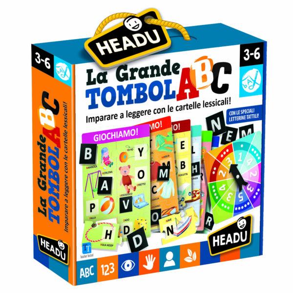 La Grande Tombola ABC - ALTRO - Giochi da tavolo