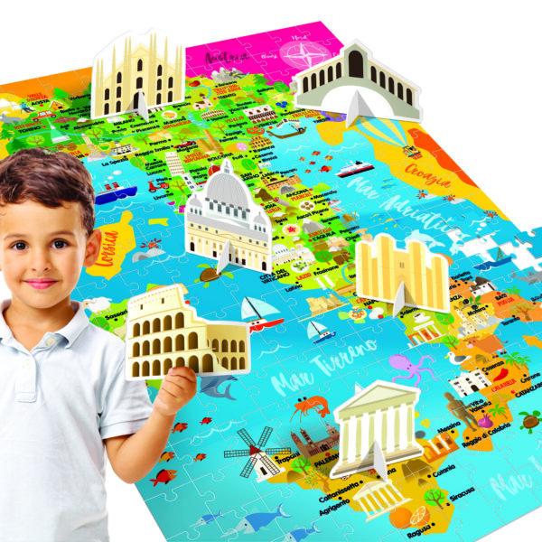 Italia Tutta da Conoscere! ALTRO Unisex 3-5 Anni, 5-8 Anni, 8-12 Anni ALTRI