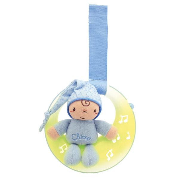 Pannello Goodnight Moon Azzurro Chicco Maschio 0-12 Mesi, 0-2 Anni, 12-36 Mesi, 3-5 Anni, 5-8 Anni ALTRI