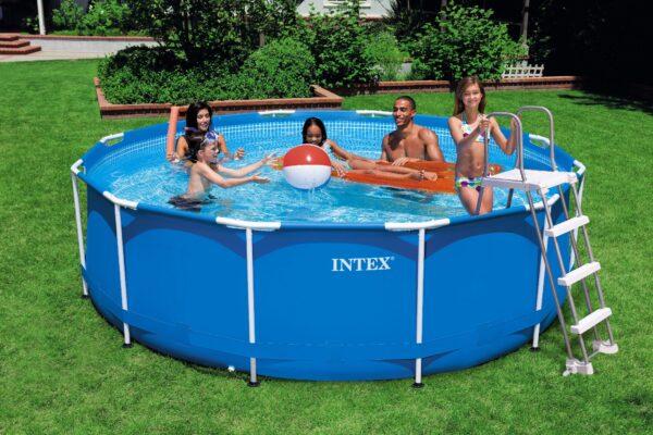 PISCINA FRAME GREY CM 366X99 I.1 - Altro - Toys Center - ALTRO - Piscine e maxi piscine