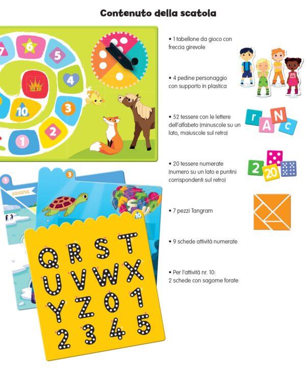 ALTRI ALTRO Unisex 12+ Anni, 3-5 Anni, 5-8 Anni, 8-12 Anni Gioco Educativo Terza Infanzia 5+