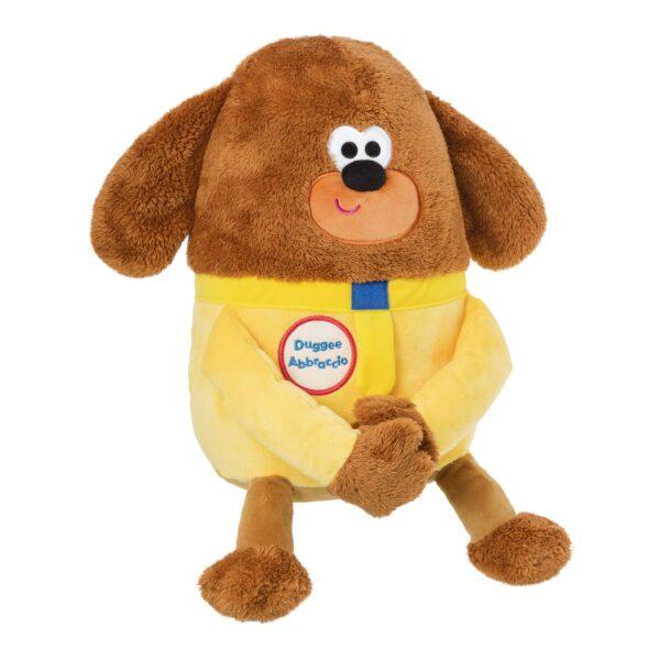 PELUCHE JUMBO DUGGEE - Chicco - Toys Center Chicco Unisex 0-12 Mesi, 12-36 Mesi, 12+ Anni, 8-12 Anni ALTRI