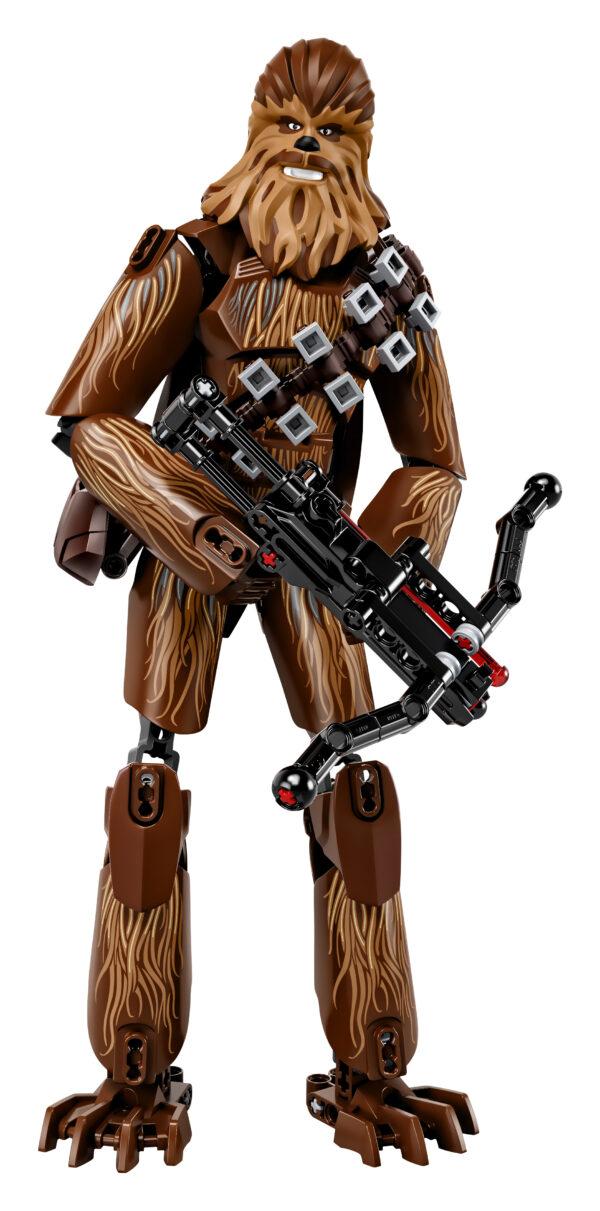DISNEY - PIXAR Star Wars 75530 - Chewbacca™ - Disney - Pixar - Toys Center Maschio 12+ Anni, 5-8 Anni, 8-12 Anni