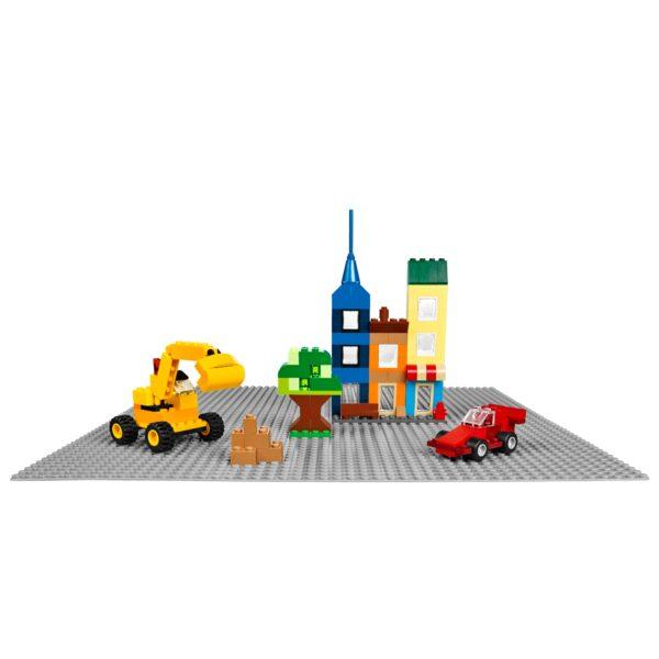 LEGO CLASSIC ALTRI 10701 - Base grigia Unisex 3-4 Anni, 3-5 Anni, 5-7 Anni, 5-8 Anni, 8-12 Anni