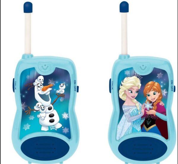 WALKIE TALKIE FROZEN TOYS CENTER Femmina 12-36 Mesi, 8-12 Anni Disney Frozen