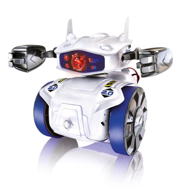 Cyber Robot - Focus / Scienza&gioco - Toys Center ALTRI Unisex 0-12 Mesi, 12-36 Mesi, 3-5 Anni, 5-8 Anni, 8-12 Anni FOCUS / SCIENZA&GIOCO