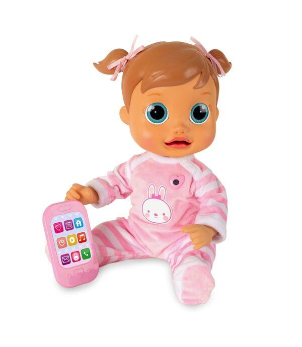 Tea Bambola interattiva Baby Wow ALTRO Femmina 12-36 Mesi, 3-5 Anni, 5-8 Anni ALTRI