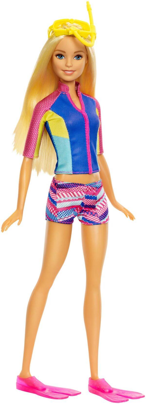 Barbie Magia del Delfino ALTRI Femmina 12-36 Mesi, 12+ Anni, 3-5 Anni, 5-8 Anni, 8-12 Anni Barbie