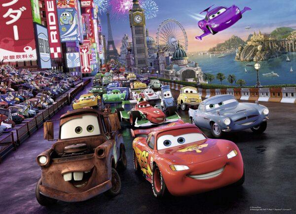 Disney Pixar - Puzzle 4x42 pezzi Ravensburger - DISNEY - PIXAR - Linee WALT DISNEY CLASSICI Unisex 12+ Anni, 8-12 Anni DISNEY - PIXAR
