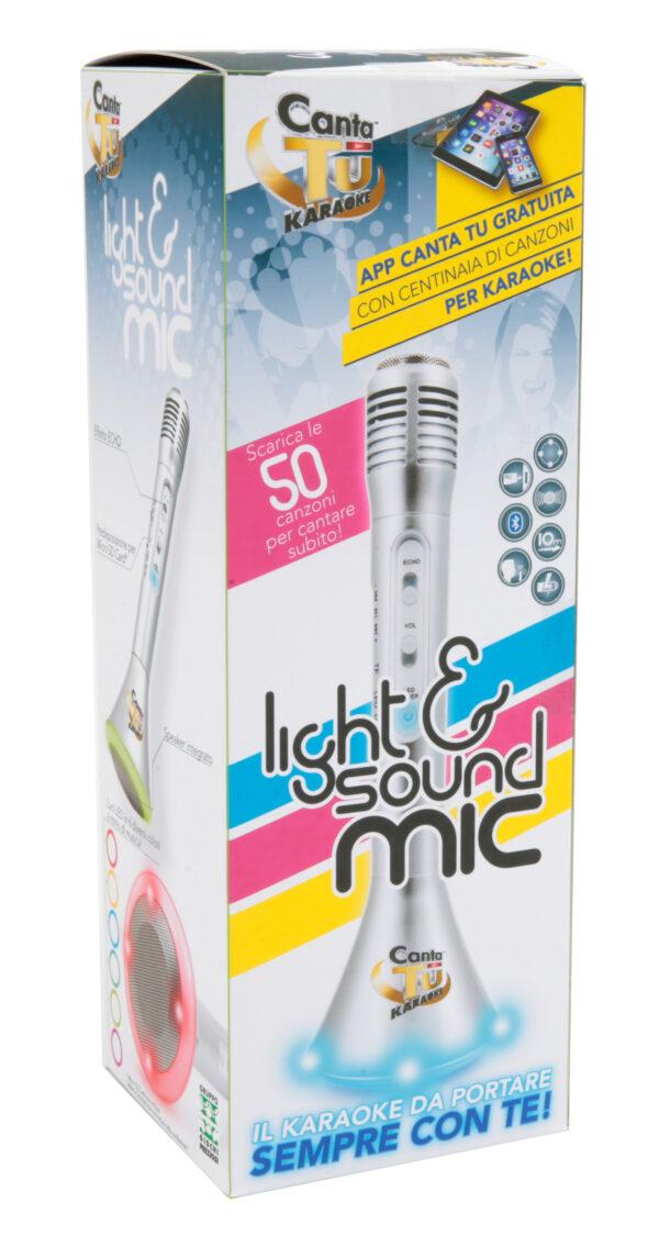 Canta Tu Microfono Light and Sound - Canta Tu - Toys Center - CANTA TU - Fino al -20%