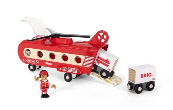 BRIO Elicottero trasporto merci BRIO ACCESSORI Unisex 12-36 Mesi, 3-5 Anni, 5-8 Anni, 8-12 Anni ALTRI
