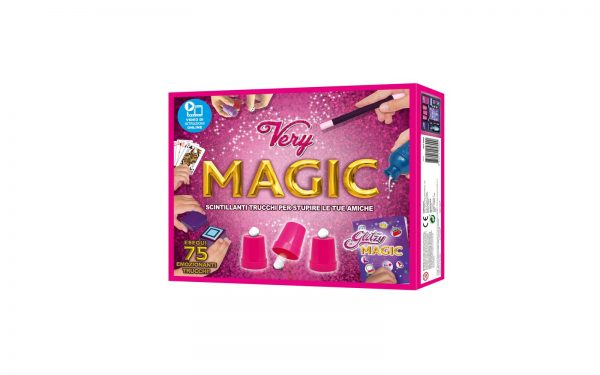 Giochi di magia per diventare illusionisti ZIG ZAG Femmina 12+ Anni, 5-7 Anni, 5-8 Anni, 8-12 Anni ALTRI