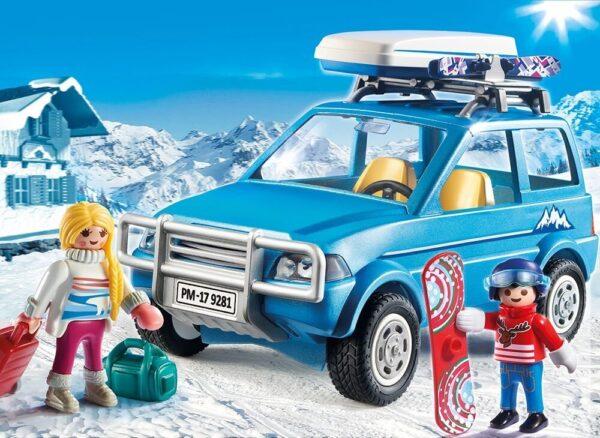 9281 - WINTER SUV CON PORTAPACCHI ALTRI Unisex 12+ Anni, 3-5 Anni, 5-8 Anni, 8-12 Anni ALTRO