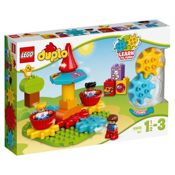 10845 - La mia prima giostra - LEGO DUPLO - Costruzioni