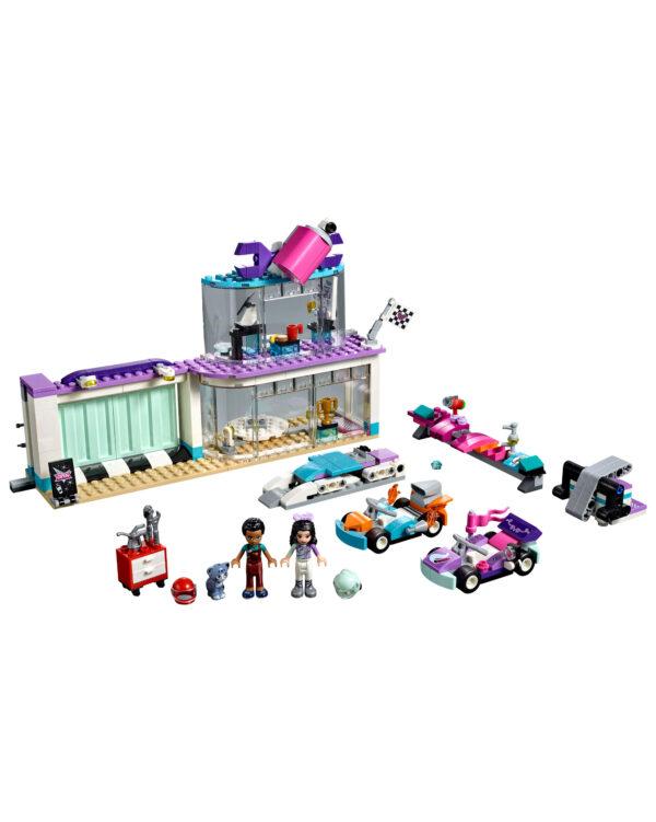 ALTRI LEGO FRIENDS Unisex 12+ Anni, 5-8 Anni, 8-12 Anni LEGO 41351 - Officina creativa