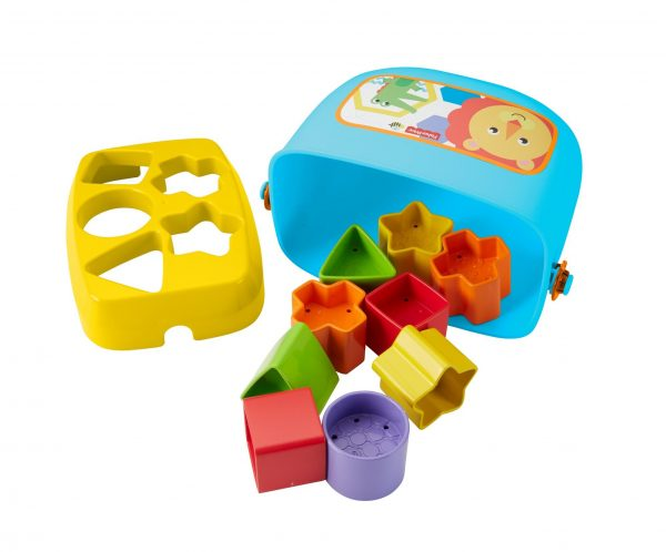 ALTRI FISHER-PRICE Unisex 0-12 Mesi, 12-36 Mesi, 12+ Anni, 8-12 Anni Blocchi Assortiti - Fisher-price - Toys Center