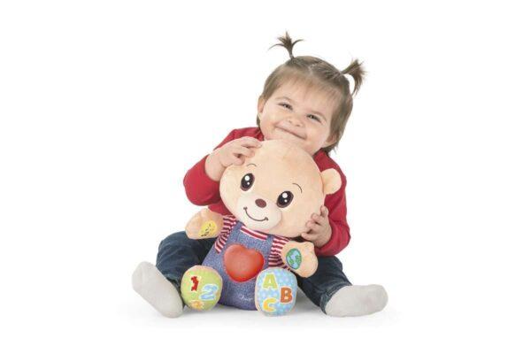 Chicco ALTRI TEDDY ORSO DELLE EMOZIONI - Chicco - Toys Center Unisex 0-12 Mesi, 12-36 Mesi
