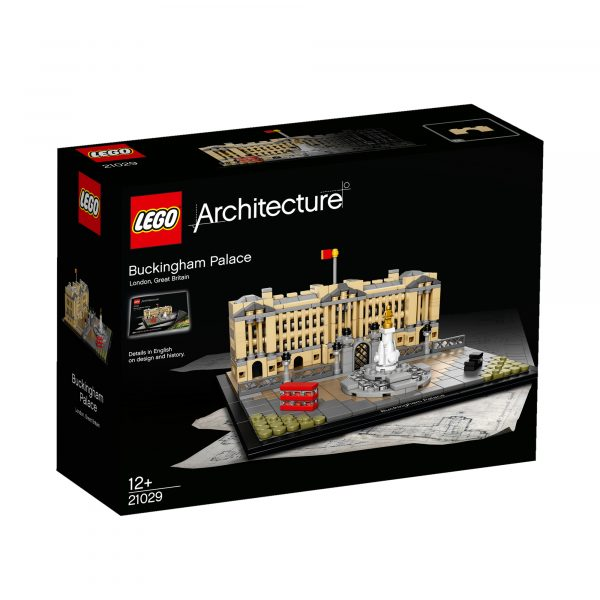 21029 - Buckingham Palace - Lego Best Seller - LEGO - Marche - LEGO ARCHITECTURE - Costruzioni