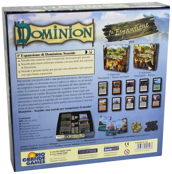 DOMINION SEASIDE - ALTRO - Fino al -20%