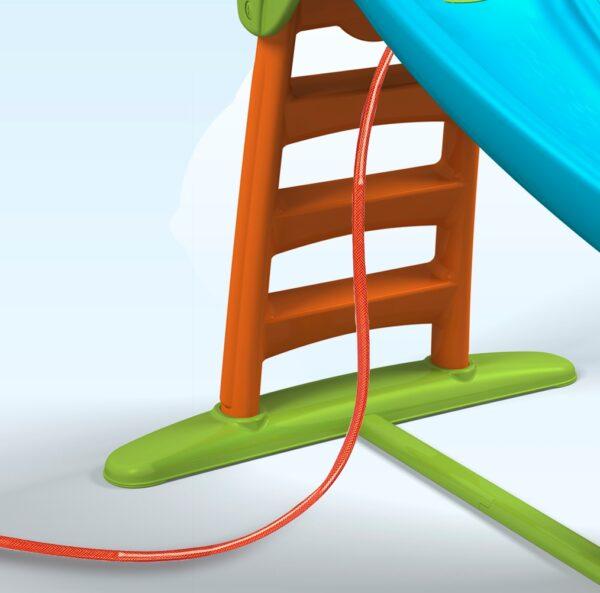 FEBER ALTRI Scivolo Feber Con Curva - Feber - Toys Center Unisex 12-36 Mesi, 3-4 Anni, 3-5 Anni, 5-7 Anni, 5-8 Anni
