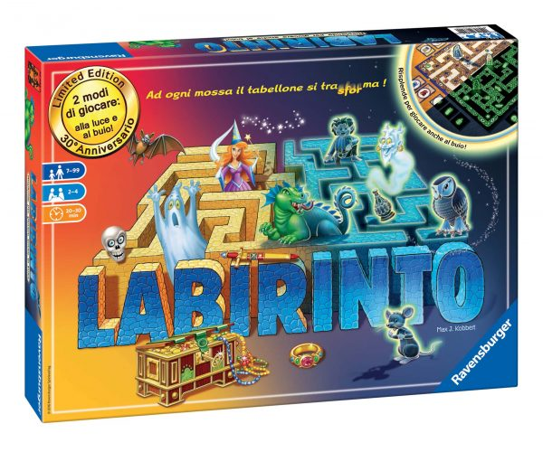 Labirinto Glow in the Dark - Labirinto - Toys Center - LABIRINTO - Giochi da tavolo