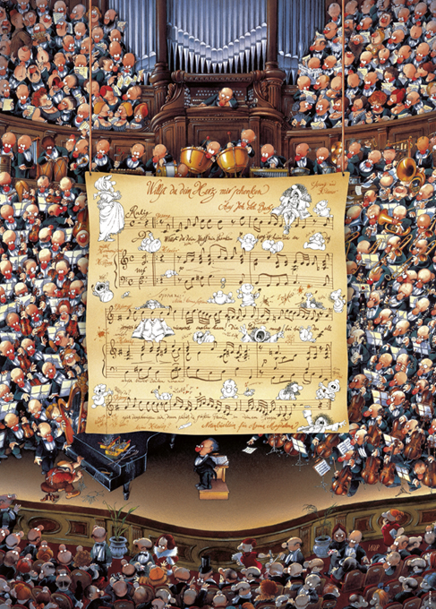 Score, Loup - GRAFUS - Marche ALTRO Unisex 12+ Anni, 8-12 Anni ALTRI