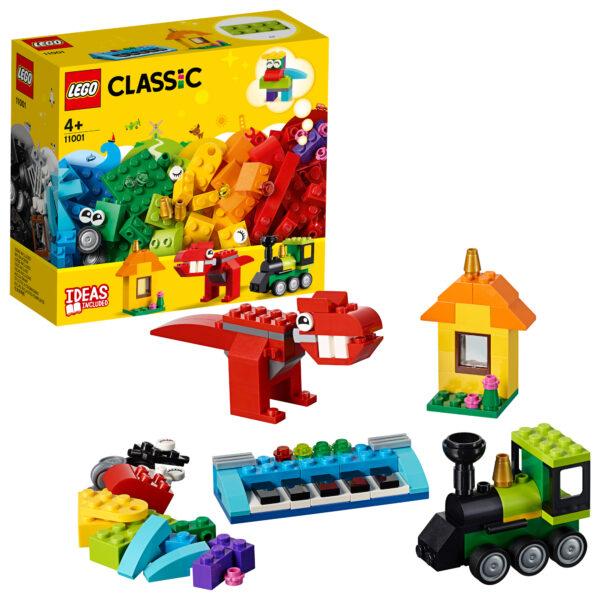 11001 - Mattoncini e idee - Lego Classic - Toys Center LEGO CLASSIC Unisex 12+ Anni, 3-5 Anni, 5-8 Anni, 8-12 Anni ALTRI