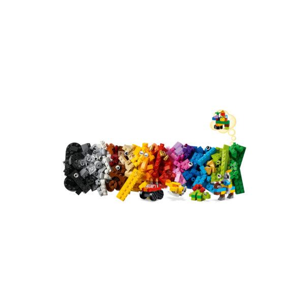 11002 - Set di mattoncini di base - Lego Classic - Toys Center LEGO CLASSIC Unisex 12+ Anni, 3-5 Anni, 5-8 Anni, 8-12 Anni ALTRI