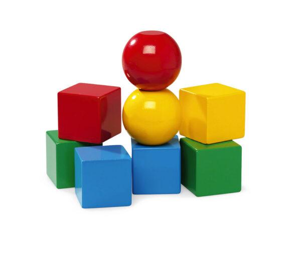BRIO mattoncini da costruzione magnetici - BRIO Giochi pedagogici - BRIO infant - BRIO - Linee ALTRI Unisex 0-12 Mesi, 12-36 Mesi BRIO