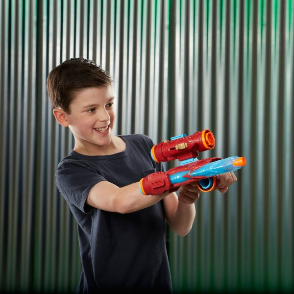 Marvel Avengers: Infinity War - Nerf Iron Man Assembler Gear - Marvel - Toys Center - Marvel - Giochi di ruolo e accessori