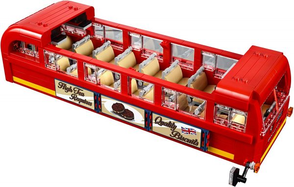 LEGO CREATOR EXPERT ALTRI 10258 - London Bus - Lego Creator Expert - Toys Center Maschio 12+ Anni