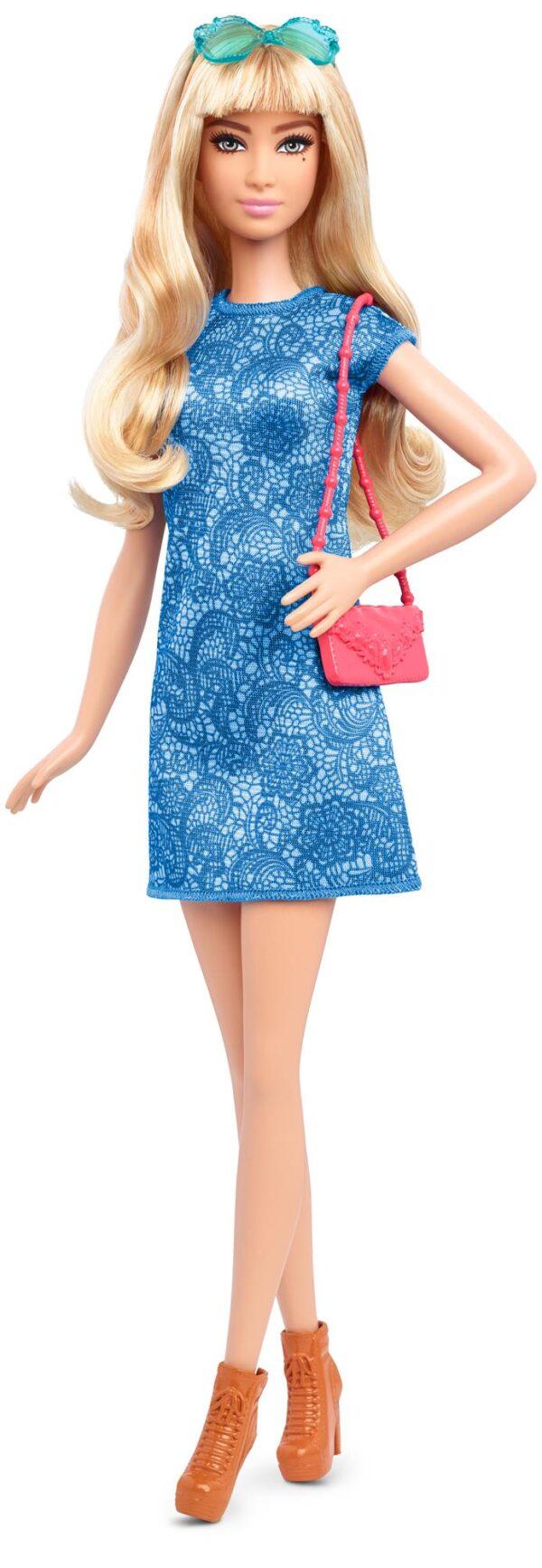 ALTRI Barbie Femmina 12-36 Mesi, 12+ Anni, 3-5 Anni, 5-8 Anni, 8-12 Anni Barbie  - Bambola Fashionista e Moda - Love Pizza