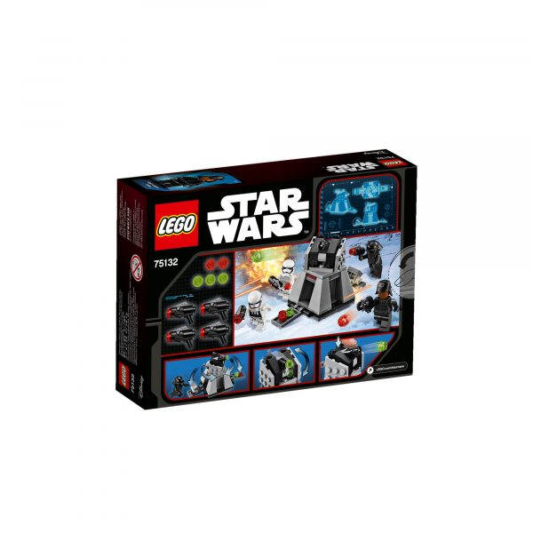 75132 Battle pack - Disney - Toys Center Star Wars Maschio 5-7 Anni, 5-8 Anni, 8-12 Anni Disney