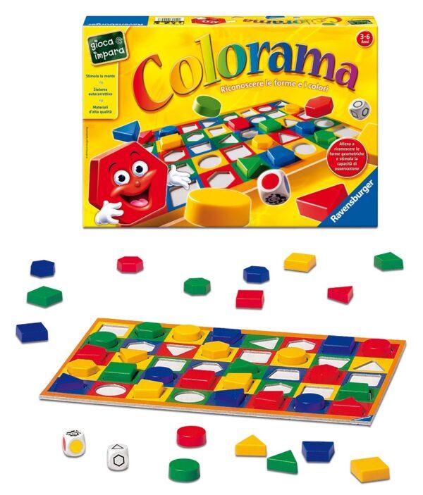 Colorama - GIOCA&IMPARA - Estate
