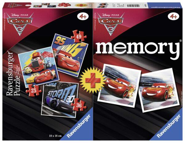 Multipack - Cars 3 - Altro - Toys Center ALTRO Unisex 12+ Anni, 3-5 Anni, 5-8 Anni, 8-12 Anni CARS