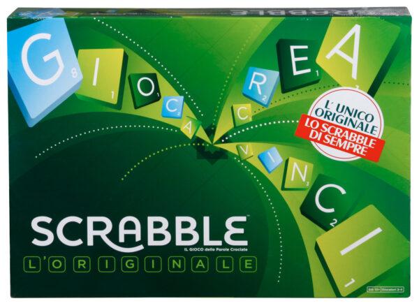 mattel-scrabble-Y9596-Scrabble - Scrabble - Toys Center ALTRI Unisex 12+ Anni, 8-12 Anni SCRABBLE