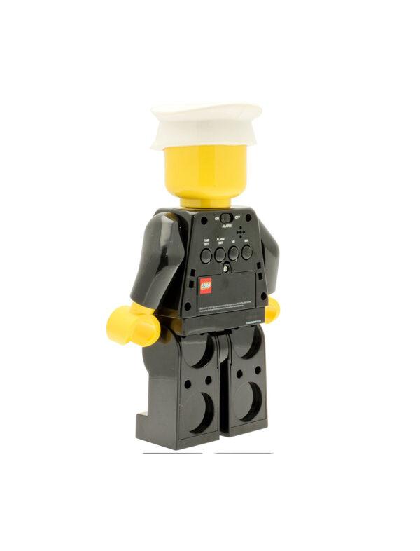 Sveglia LEGO City Poliziotto - Licenza Lego - LEGO - Marche ALTRI Unisex 12+ Anni, 5-8 Anni, 8-12 Anni ALTRO