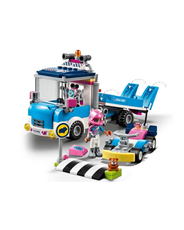 LEGO FRIENDS ALTRI LEGO Friends 41348 - Camion di servizio e manutenzione Unisex 12+ Anni, 5-8 Anni, 8-12 Anni