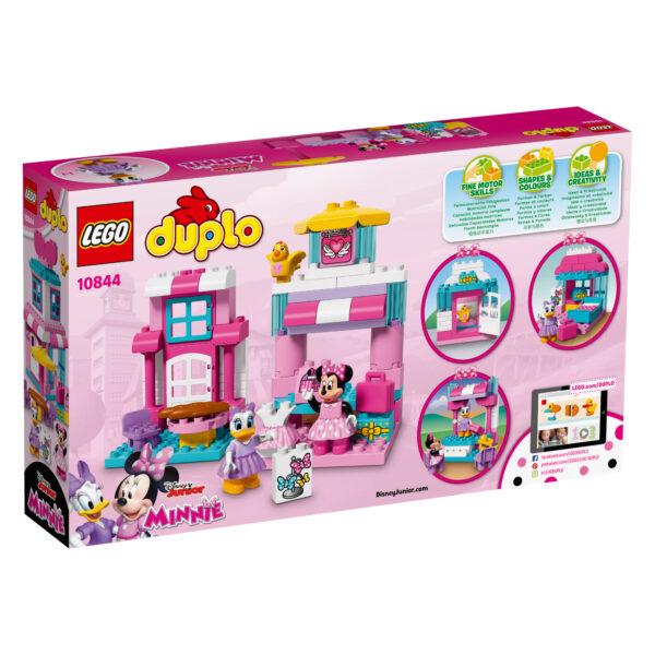 10844 - Il fiocco-negozio di Minnie - Disney - Costruzioni