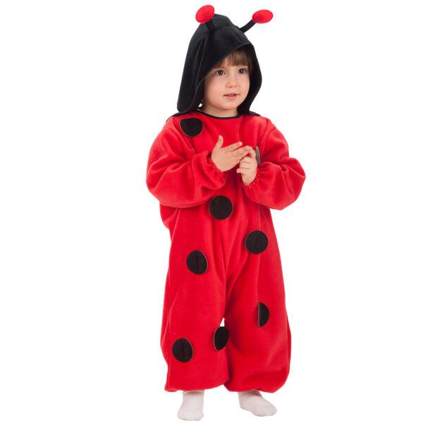 Costume coccinella baby 1-2 anni ALTRO Unisex 12-36 Mesi, 12+ Anni, 3-5 Anni, 5-8 Anni, 8-12 Anni ALTRI