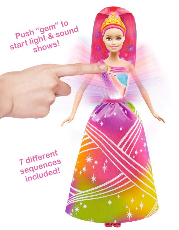 Barbie Principessa Magica Arcobaleno - Barbie - Fashion dolls