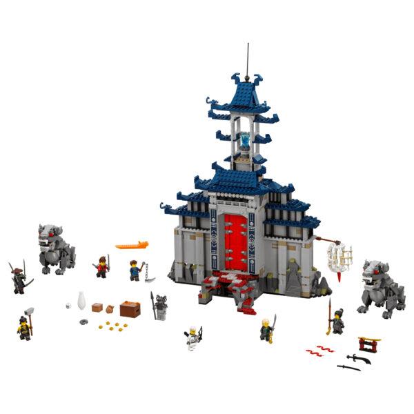 LEGO NINJAGO ALTRI 70617 - Tempio delle Armi Finali - Lego Ninjago - Toys Center Maschio 12+ Anni, 8-12 Anni