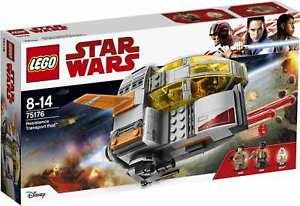 75176 - Resistance Transport Pod™ - Disney - Pixar - Toys Center DISNEY - PIXAR Maschio 12+ Anni, 5-8 Anni, 8-12 Anni Star Wars