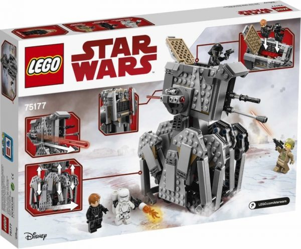 75177 - First Order Heavy Scout Walker™ - Disney - Pixar - Toys Center DISNEY - PIXAR Maschio 12+ Anni, 8-12 Anni Star Wars