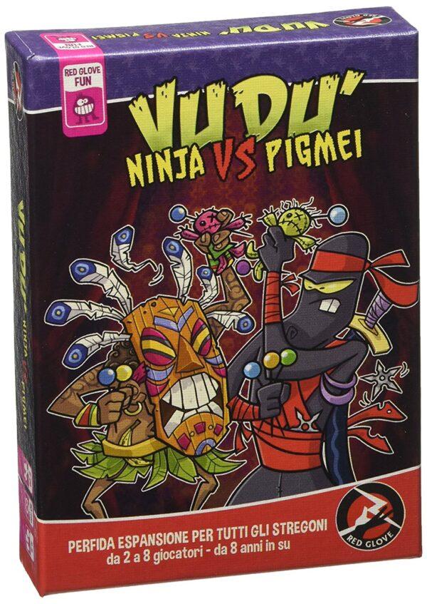 VUDU | NINJA VS PIGMEI - Altro - Toys Center - ALTRO - Fino al -20%