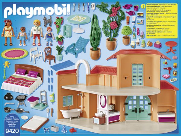 PLAYMOBIL - FAMILY FUN ALTRI VILLA