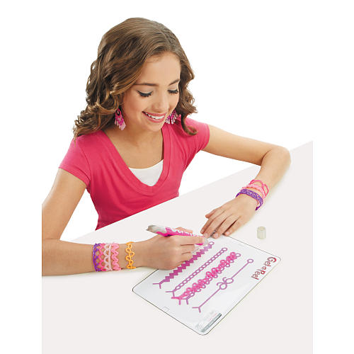 Starter kit - Sparkle Violet - Gel-a-peel - Toys Center - GEL-A-PEEL - Fino al -30%