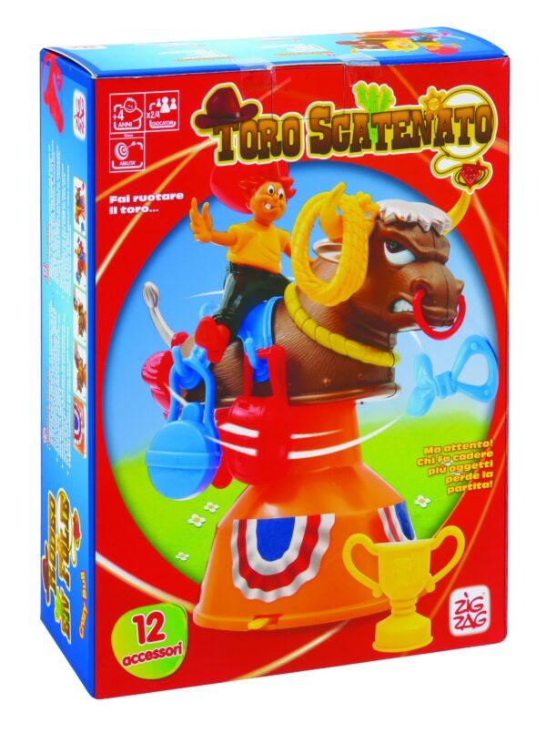 TORO SCATENATO - Toys Center - Toys Center - TOYS CENTER - Fino al -30%