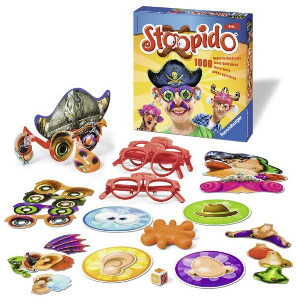 Stoopido - Altro - Toys Center ALTRI Unisex 12+ Anni, 5-8 Anni, 8-12 Anni ALTRO